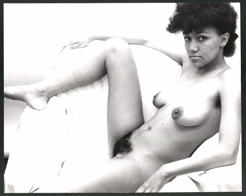 Nackte afrikanerinnen