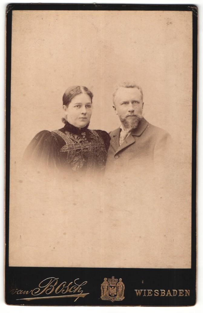 Fotografie van Bosch, Wiesbaden, Portrait bürgerliches ...